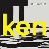 DESTROYER Ken (2017) 11-track CD album New/SEALED New Pornographers