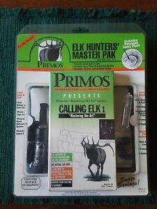 PRIMOS ELK MASTERS MASTER PACK MODEL NO. 911  NEW SEALED