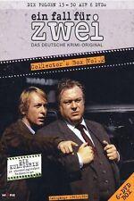 """EIN FALL FÜR ZWEI """"COLLECTORS BOX 2 FOLGEN 13-30"""" 6 DVD"""