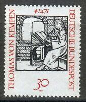 Germany 1971 MNH Mi 674 Sc 1066 Thomas Kempis.Monk.Canon regular, author **