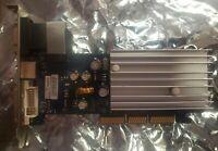 PNY GeForce 6200 512MB AGP DVI+VGA+S-Video Graphics Card VCG62512SAPB