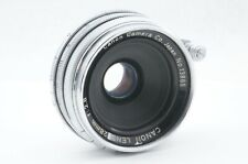 [TESTED/EXC] CANON 28mm f2.8 Leica screw mount L39 LTM From JAPAN