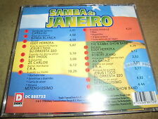 Samba de Janeiro CD Carillio Banda Blanca Eddy Herrera Boy Thode Robert Jeand