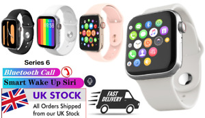 Smart Watch Series 6 - T900 Bluetooth Call Receive View Notifications Heart rate