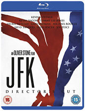 JFK - BLU-RAY - REGION B UK