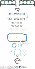Chevy 305/5.0 w/o TPI Fel Pro Full Engine Gasket Set/Kit Head+Intake 1987-95*