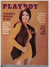 Oct 1972 issue of Playboy Bunnies of 1972