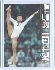 1996 UD OLYMPIC CHAMPIONS DOMINIQUE DAWES ROOKIE CARD ~ GYMNASTICS #92 MULTIPLES