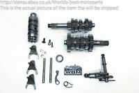 Ducati Multistrada (3) 1000DS 04' Engine Gearbox Assembly