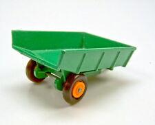 Matchbox RW 51B Tipping Trailer grün top Zustand