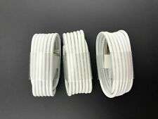 3-PACK 6FT USB Data Charger Cables Cords For Apple iPhone 5 S 6 7 8 X Plus #2