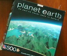 500 Piece PUZZLE Planet Earth CAVES Ha Long Bay in Vietnam COMPLETE EUC
