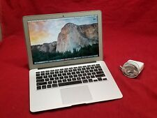Apple MacBook Air Early 2014 Intel Core i5 1.4GHz 4GB Ram 256GB SSD Sierra 13.3""