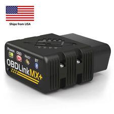 OBDLink MX+ Bluetooth OBD2 Scanner