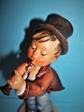 Hummel Serenade #85 Boy In Top Hat W/Trumpet Tmk5