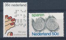 Nederland - 1975 - NVPH  1077-78 - Postfris - DN081