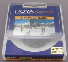 HOYA 37mm Cir-Polarizing Filter - New