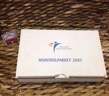 NEDERLAND 2007 - EUROMUNTEN - MUNTROLPAKKET - MUNTROLLEN PAKKET - YEARPACK