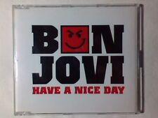 BON JOVI Have a nice day cd singolo PR0M0 1 TRACK