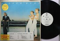 Rock Promo Lp Silver Blue Self-Titled On Epic