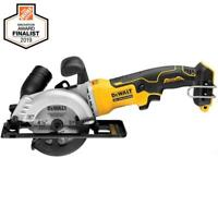 Dewalt ATOMIC 20-Volt MAX Cordless 4-1/2 in. Circular Saw (Tool-Only) NEW