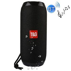 Haut-parleur TG117 portable stéréo Bluetooth