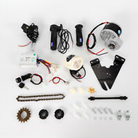 36V 250W Electric Bicycle Conversion Kit E-Bike Motor Controller Kit For 22-28""