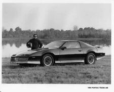 1984 Pontiac Trans Am Press Photo 0047
