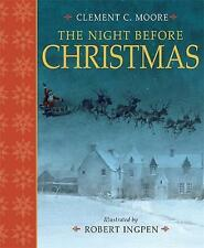 The Night Before Christmas (Templar Classics: Ingpen), Clement Moore, New Book