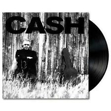JOHNNY CASH American II Unchained 180g Vinyl Lp Record NEW Sealed