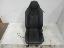 Seat Left Leather Black Anthracite Heated Sport Mercedes-benz SLK