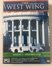 The West Wing : Season 2 : Part 2 (DVD, 2003, 3-Disc Set)