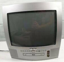 "BUSH CRT TV TELEVISION DVD COMBI 14""  RETRO GAMING  MODEL-DVD142TV"