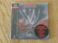 Magma: Merci SHM Japan Mini-LP CD SJMD-3 w/Sticker (christian vander univeria Q