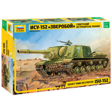 "ZVEZDA 3532 Model Kit ""Soviet Tank Destroyer ISU-152"""