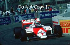 John Watson McLaren MP4/1C Winner USA West Grand Prix 1983 Photograph 2