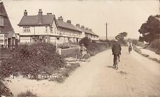 Newby near Scarborough by A.M.Pepper, Scarborough. Three Bicycles.