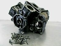 Honda 1984 Magna V65 VF1100C VF1100 83-86 84 Engine Crank Case Set & Bolts OEM