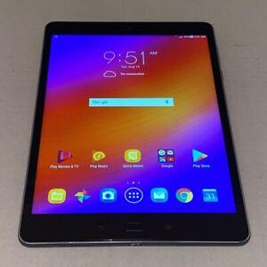 """Asus Zenpad Z10 P00I  32GB 9.7"""" Slate Gray Tablet (Verizon)"""