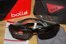 bolle jude 11831 polarized sunglasses tns oleo ar 6 base shiny black mens womens