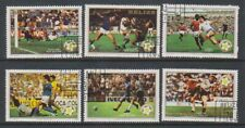 Belize - 1982 World Cup Football set - CTO - SG 721/6