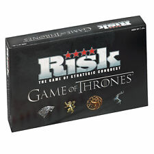 Risk Game of Thrones Board Deluxe Collector Edition English Brand New Present