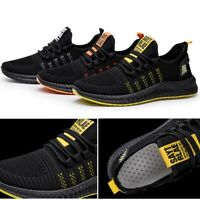 Men Casual Shoes Running Walking Athletic Sports Jogging Tennis Gym Sneakers