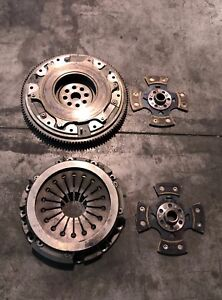 Honda Acura NSX year 91> frizione volano clutch flywheel OEM twin plate modified