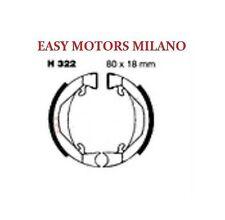 GANASCE FRENO POSTERIORE EBC H322 KTM SX Pro Senior LC - 50 - SX Pro Senior 50