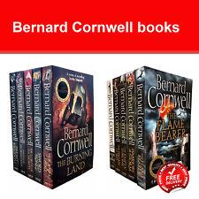 Bernard Cornwell Warrior Chronicles, The Last Kingdom Series Books Set NEW Pack
