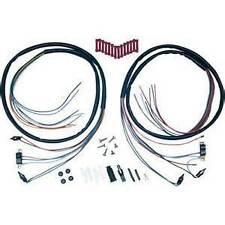 HANDLEBAR WIRE HARNESS SWITCHES HARLEY 73-81 SHOVELHEAD FL FX SPORTSTER XL