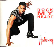Haddaway Maxi CD Rock My Heart - Europe (M/VG)
