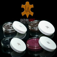 Leather Colour Repair Dye Restorer For Faded and Worn Saddles Stirrups Riding