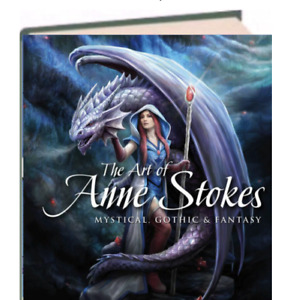 The Art Of Artist Anne Stokes : Magical, Gothic & Fantasy (Hardcover) NEW